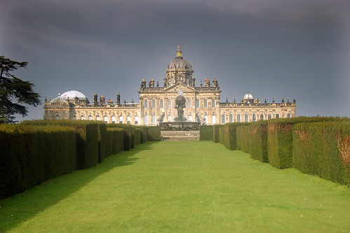 Castle Howard - flckr - Paul Stevenson