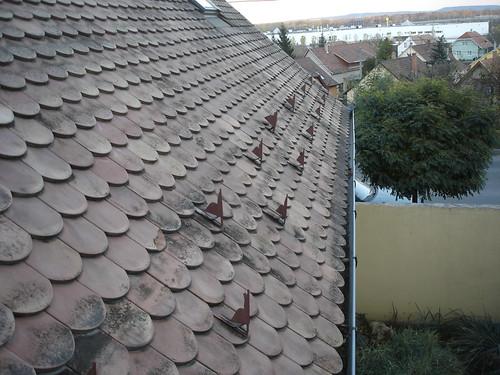 Странные штуки на крышах