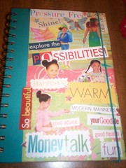 Notebook for Berry