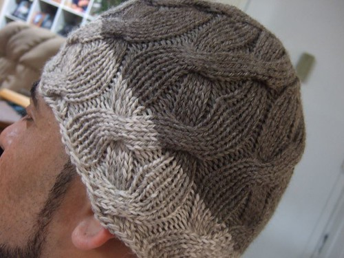 Dashing Hat - Worsted (2)