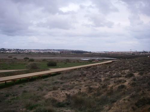 A lagoa foi-se