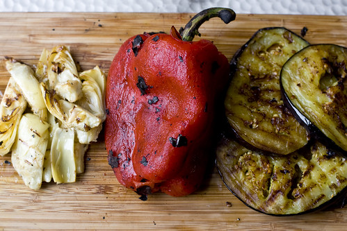 Grilled and Roasted Veggies
