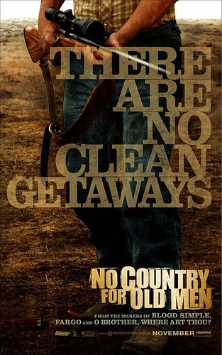 No Country for Old Men (2007) poster 1