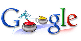 Curling en google