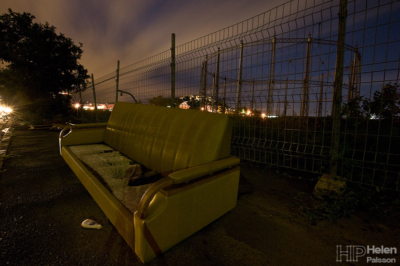 The couch revisited