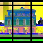 Hommage to Matisse - Musee Matisse Nice (Composition #5)