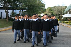 Cadets (Ichthys101) Tags: vacation students training march honeymoon military philippines class formation baguio academy crewcut pma cadence cadets afp benguet yearling militarycamp philippinemilitaryacademy militaryacademy loakan gregoriodelpilar fortdelpilar militaryeducation armedforcesofthephilippines ccafp fortgregoriodelpilar