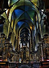 (weallsearch) Tags: church architecture krakow olympus cracow hdr c5060 kazimierz gotic gotyk