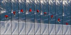 Crazy Kids, Laax, Switzerland (ctuff) Tags: kids snowboarding schweiz switzerland big crazy ramp swiss air going twist 360 laax flims funpark 720