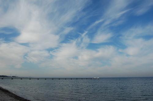空もきれい