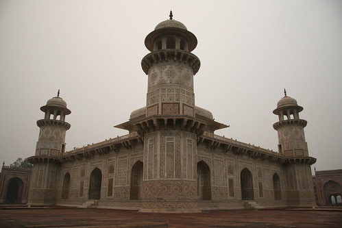 corner of the baby taj