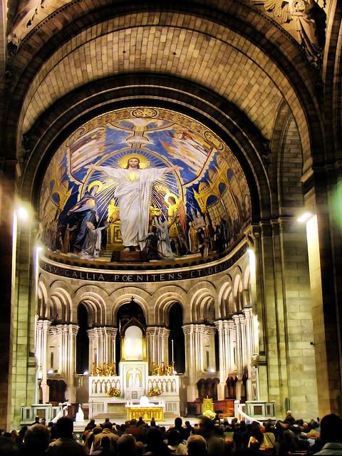 Basilica del Sacro Cuore di Montmartre