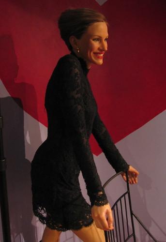 Julia Roberts - Madame Tussauds wax museum Amsterdam