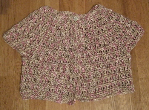 Crochet Cropped Cardigan Pattern Free Patterns For Crochet