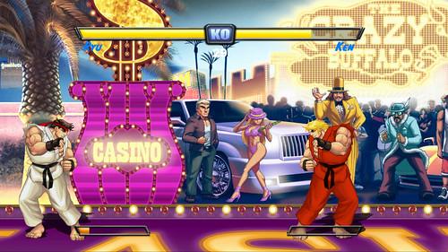 Super Street Fighter II Turbo HD Remix