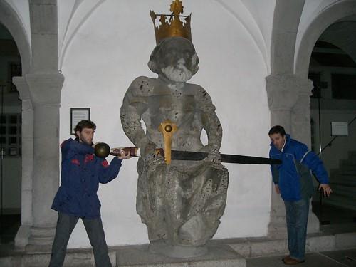 Catacumbas de alguna iglesia de Munich