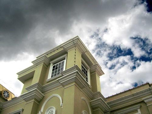 Istana Maziah clouds