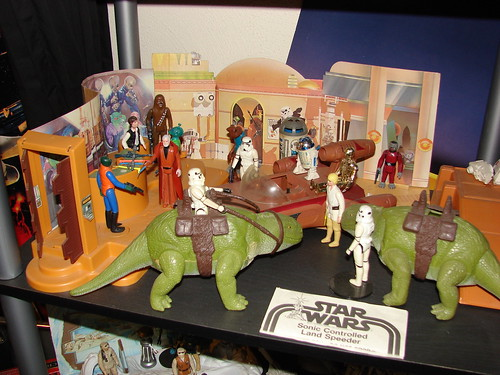My Vintage Kenner 1977-1984 Star Wars Toy Collection 15