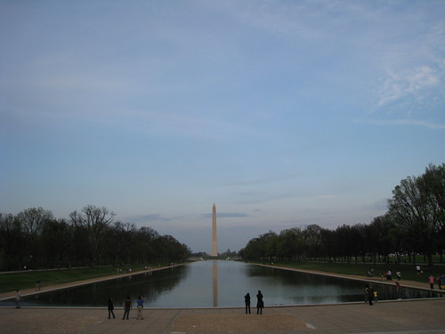 Washington Monument & Reflecting Pool
