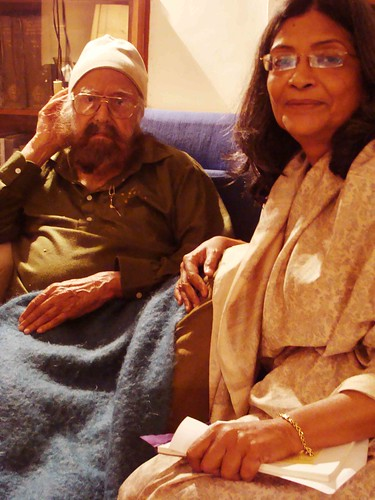 Inside Khushwant Singh's Living Room
