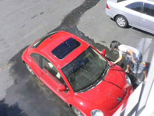 New Beetle Car Wash