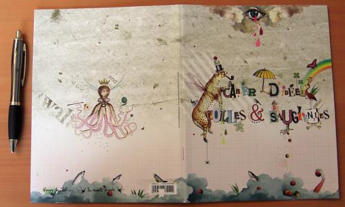Mon nouveau cahier
