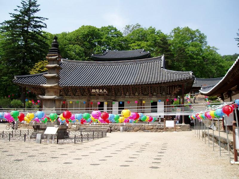 Pagoda and Main Hall, Daegwangbojeon