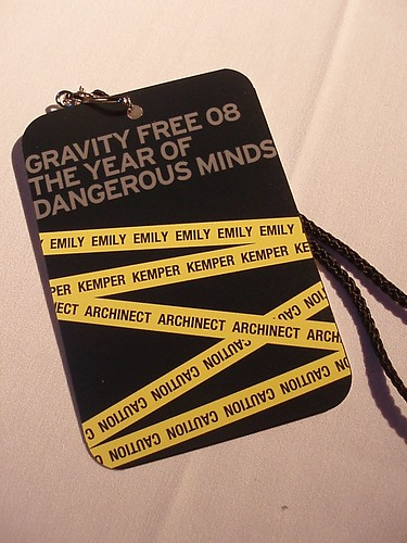 LIVE from GRAVITY FREE 2008 | Forum | Archinect