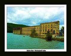 Hales Bar @ Nickajack Lake (Julie's Digital Photo Art) Tags: lake tennessee oldbuilding artisticexpression ysplix isawyoufirst