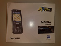 N78 Unboxing - Vodafone Australia Version 1/10