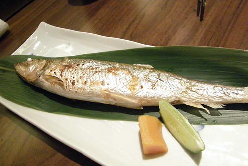 [吃] 心月 (07)_黃瓜魚