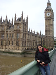 London 2009- Big ben e ioo!!
