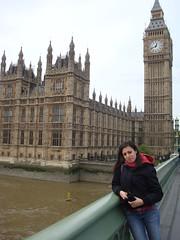 London 2009- Big ben e ioo!!