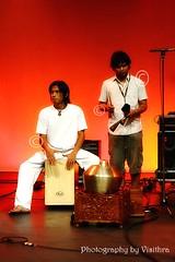 Tugu drummers