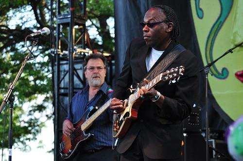 Joe Louis Walker at Ottawa Bluesfest 2009