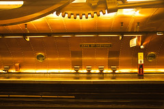 Arts and Metiers Metro Station
