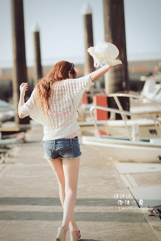 【泡沫の夏】‧陳甜甜