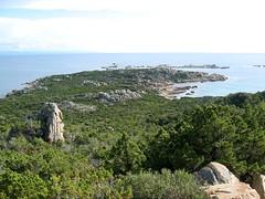 De Punta di Caniscione à Capu di Fenu (Figari)