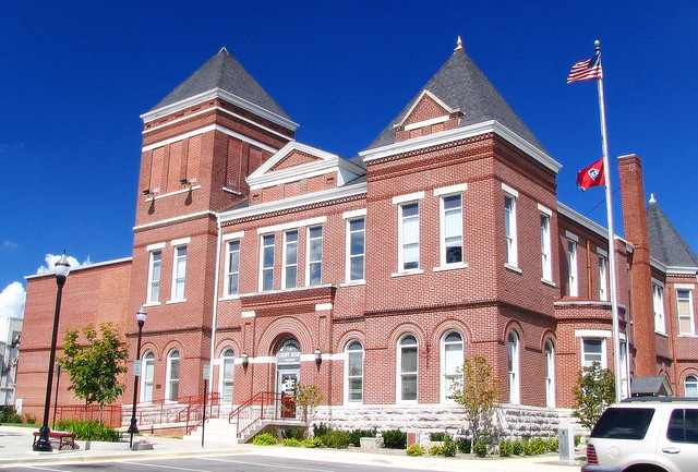 Warren County Courthouse - McMinnville, TN
