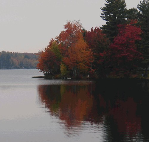 Panther Lake in Autumn
