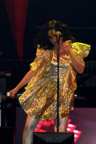 Tim Festival 2007 - Bjork