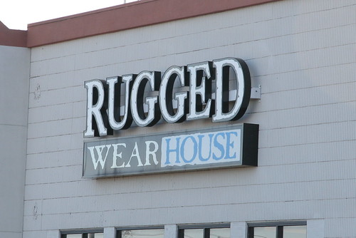 Rugged <span class=