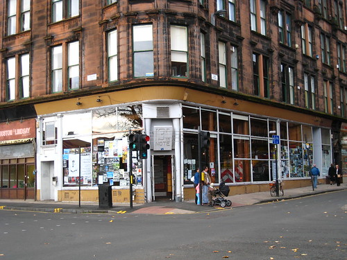The 13th Note Vegetarian Pub and Restaurant - Glasgow, Scotland