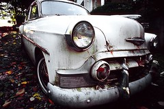 (Gattoraffa) Tags: usa colors car photoshop vintage nikon antique f100 westvirginia desaturation saturation harpersferry 20mm nikkor antico canoscan autodepoca cs3 velvia100f nikkor20mm 8600f nikkor20mmf28 raffaeleieva