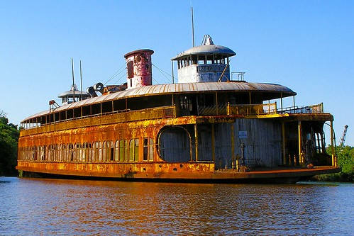 Mary Murray Old Staten Island Ferry - now headed to the scrap heap (see update details below)