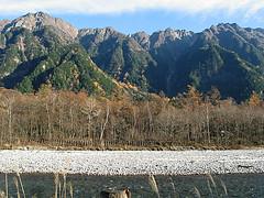 Azusa River, Kamikochi