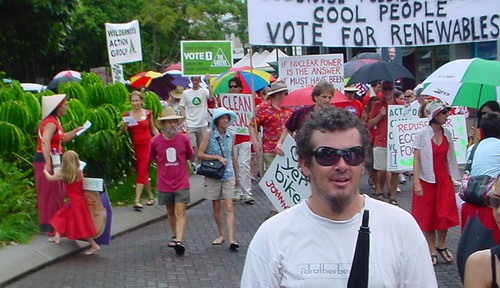 Walk Against Global Warming Cairns 2007 / photo # 01