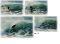 Secuencia melon. (Photo from Jalvo.) Tags: surf salinas secuencia jalvo