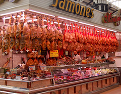 Jamon! Jamon! (Part Three) (David Stringer) Tags: valencia spain nikon europe nikond50 technorati davidstringer