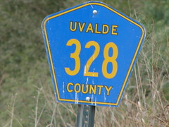 Uvalde County (Texas to Mexico) Tags: road signs rural texas country uvalde lonestarstate knippa countyroadsign